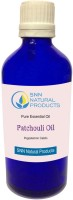 SNN Natural Products Patchouli Essential Oil - (Pogostemon cablin)(15 ml)