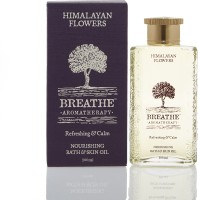 Breathe Aromatherapy Himalayan Flowers Bath And Sskin Oil(100 ml)