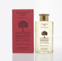 Breathe Aromatherapy Bulgarian Rose Bath And Skin Oil(100 ml)