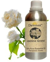 Devinez 1000-2018, Jasmine Grand Essential Oil, 100% Pure, Natural & Undiluted(1000 ml)