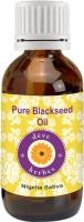 Deve Herbes Pure Blackseed Oil 50ml - Nigella Sativa 100% Natural Cold Pressed(50 ml)