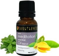 Soulflower Meditation Essential Oil(15 ml)
