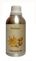 Devinez Calendula Oil, 100% Pure, Natural & Undiluted, 1000ml(1000 ml)