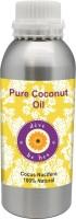 Deve Herbes Pure Coconut Oil 630ml - Cocus Nucifera 100% Natural Cold Pressed(630 ml)