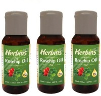 Herbins Rosehip Oil Combo - 3(150 ml)