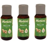 Herbins Walnut Oil Combo-3(150 ml)