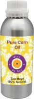 DèVe Herbes Pure Corn Oil 630ml (Zea Mays) 100% Natural Cold Pressed(630 ml)