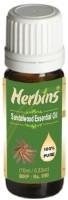 Herbins Sandalwood Essential Oil(10 ml)