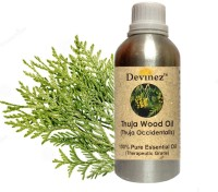 Devinez 500-2035, Thuja Wood Essential Oil, 100% Pure, Natural & Undiluted(500 ml)