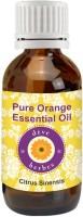 Deve Herbes Pure Orange Oil(100 ml)