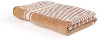 First Row Cotton 300 GSM Bath Towel(Brown)