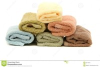 Richiworld Cotton 600 GSM Bath Towel(Pack of 6)