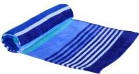 First Row Cotton 2000 GSM Bath Towel(Blue)