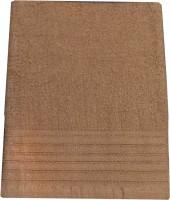 JTF Cotton 340 GSM Bath Towel(Brown)