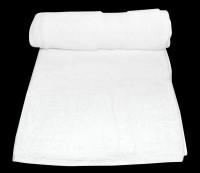 Bombay Dyeing Cotton 650 GSM Bath Towel(White)