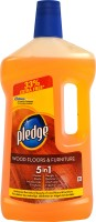 Pledge 5in1Wooden Floor None Floor Cleaner(1 L)