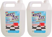 Cleanmax (LIME) Disinfectant Lemon(5 L, Pack of 2)