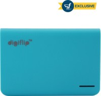 DigiFlip Power Bank 8800 mAh PC009 (with Two USB Outputs)(Blue)