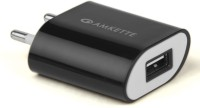 Amkette 677 Mobile Charger(Black)