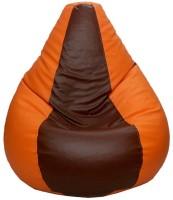 View PSYGN Large Teardrop Bean Bag Cover(Multicolor) Price Online(Psygn)