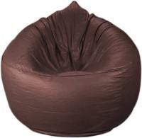 View CaddyFull XXXL Bean Bag Cover  (Without Beans)(Brown) Furniture (CaddyFull)