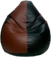 View PSYGN XXXL Teardrop Bean Bag Cover(Multicolor) Price Online(Psygn)