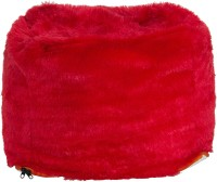 View Creative Textiles Medium Bean Bag Cover  (Without Beans)(Red) Furniture