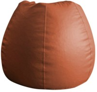 Fab Homez Large Bean Bag  With Bean Filling(Tan)
