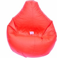 View Zecado XXL Bean Bag Cover  (Without Beans)(Red) Furniture