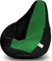 View Bean Bagwala XXL Bean Bag  With Bean Filling(Multicolor) Price Online(Bean Bagwala)
