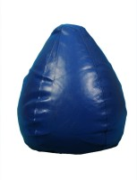 View ARRA XL Bean Bag Cover(Blue) Furniture (ARRA)