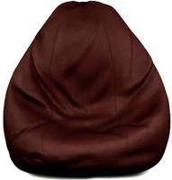 View Comfort XXXL Bean Bag  With Bean Filling(Brown) Price Online(Comfort)