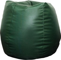 View FAT FINGER XL Bean Bag Cover  (Without Beans)(Green) Furniture (Fat Finger)