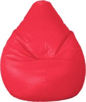 View CaddyFull XXL Bean Bag Cover  (Without Beans)(Pink) Furniture (CaddyFull)