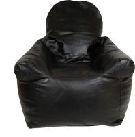 View ARRA Medium Bean Chair Cover(Black) Furniture (ARRA)