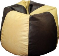 View Fat Finger XL Teardrop Bean Bag  With Bean Filling(Multicolor) Furniture (Fat Finger)