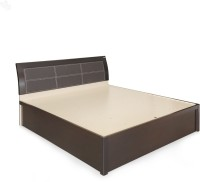 View Royal Oak Engineered Wood King Bed With Storage(Finish Color -  Brown) Furniture (RoyalOak)