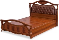 Durian NORMAN-I/QB Engineered Wood Queen Bed With Storage(Finish Color -  Brown)