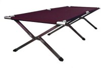 View VJ Fabric Single Bed With Storage(Finish Color -  Purple) Furniture (VJ)
