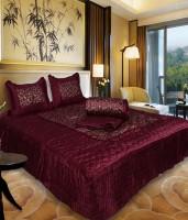 fashionadobe Satin Bedding Set(Multicolor)