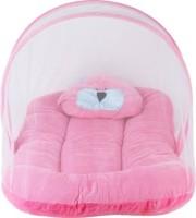 SHOPINGZ NOW Velvet Bedding Set(Pink)