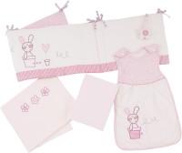 Lollipop Lane Bedding Set(Pink)