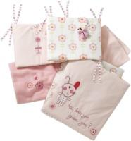 Lollipop Lane Polyester, Cotton Bedding Set(Pink)