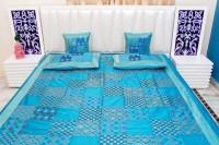 Halowishes Polydupion Bedding Set(Turquoise)
