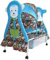 Born Babies Cotton Bedding Set(Blue)