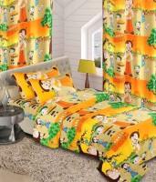 Comfort Home Polyester Bedding Set(Multicolor)