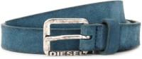Diesel Men Blue Metal Belt
