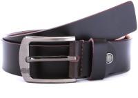 WildHorn Men Casual Purple Genuine Leather Belt