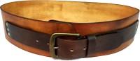 Skyforest Women Evening Tan Genuine Leather Belt