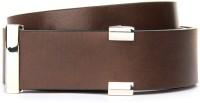 VAN HEUSEN Genuine Leather, Metal Belt